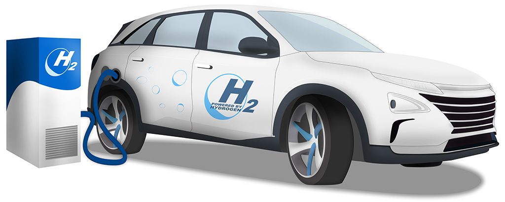 Hydrogen for Vehicular Transport