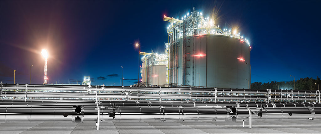 Overview of the LNG industry