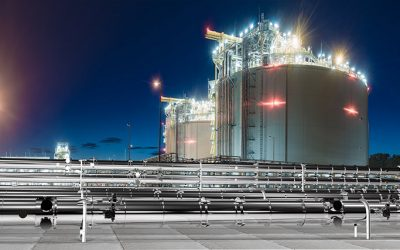 Safe and Clean Storage of Natural Gas